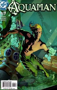 Cover Thumbnail for Aquaman (DC, 2003 series) #11