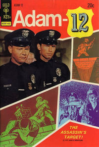 Cover Thumbnail for Adam-12 (Western, 1973 series) #2