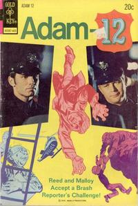 Cover Thumbnail for Adam-12 (Western, 1973 series) #3 [Gold Key]