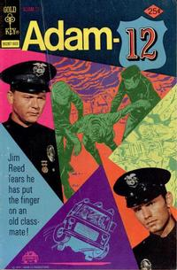 Cover Thumbnail for Adam-12 (Western, 1973 series) #6 [Gold Key]