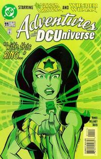 Cover Thumbnail for Adventures in the DC Universe (DC, 1997 series) #11