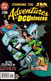 Cover Thumbnail for Adventures in the DC Universe (DC, 1997 series) #12