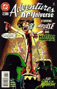 Cover Thumbnail for Adventures in the DC Universe (DC, 1997 series) #13
