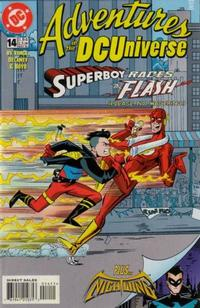 Cover Thumbnail for Adventures in the DC Universe (DC, 1997 series) #14