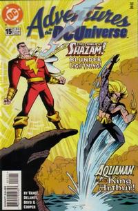 Cover Thumbnail for Adventures in the DC Universe (DC, 1997 series) #15