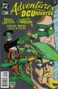 Cover Thumbnail for Adventures in the DC Universe (DC, 1997 series) #16