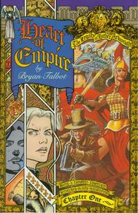 Cover Thumbnail for Heart of Empire (Dark Horse, 1999 series) #1