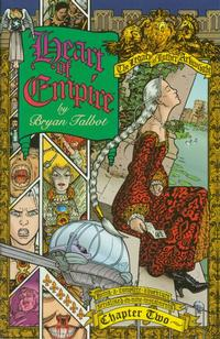 Cover Thumbnail for Heart of Empire (Dark Horse, 1999 series) #2