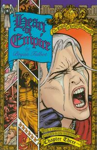 Cover Thumbnail for Heart of Empire (Dark Horse, 1999 series) #3