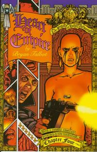 Cover Thumbnail for Heart of Empire (Dark Horse, 1999 series) #4