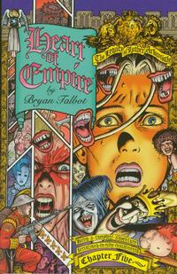 Cover Thumbnail for Heart of Empire (Dark Horse, 1999 series) #5