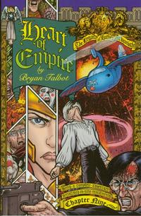 Cover Thumbnail for Heart of Empire (Dark Horse, 1999 series) #9