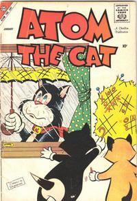 Cover Thumbnail for Atom the Cat (Charlton, 1957 series) #14