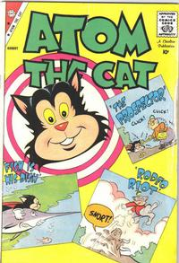 Cover Thumbnail for Atom the Cat (Charlton, 1957 series) #17