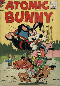 Cover Thumbnail for Atomic Bunny (Charlton, 1958 series) #12