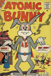 Cover Thumbnail for Atomic Bunny (Charlton, 1958 series) #14