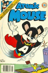 Cover Thumbnail for Atomic Mouse (Charlton, 1985 series) #12