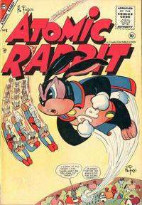 Cover Thumbnail for Atomic Rabbit (Charlton, 1955 series) #4