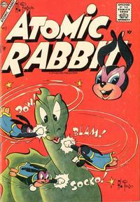 Cover Thumbnail for Atomic Rabbit (Charlton, 1955 series) #7