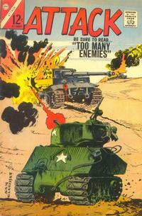 Cover Thumbnail for Attack (Charlton, 1966 series) #3