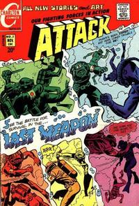 Cover Thumbnail for Attack (Charlton, 1971 series) #2