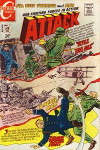 Cover Thumbnail for Attack (Charlton, 1971 series) #3