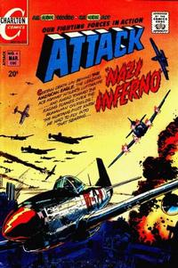 Cover Thumbnail for Attack (Charlton, 1971 series) #4