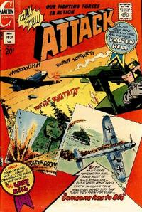 Cover Thumbnail for Attack (Charlton, 1971 series) #6