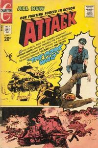 Cover Thumbnail for Attack (Charlton, 1971 series) #7
