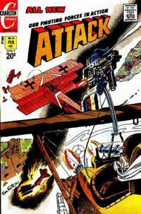 Cover Thumbnail for Attack (Charlton, 1971 series) #10