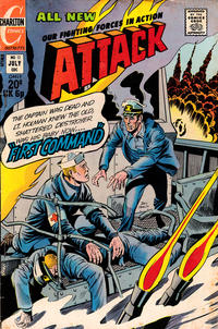 Cover Thumbnail for Attack (Charlton, 1971 series) #12