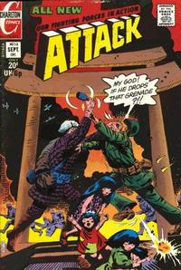 Cover Thumbnail for Attack (Charlton, 1971 series) #13