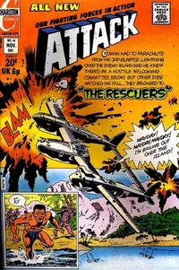 Cover Thumbnail for Attack (Charlton, 1971 series) #14