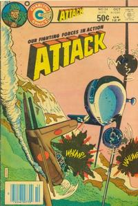 Cover Thumbnail for Attack (Charlton, 1979 series) #24