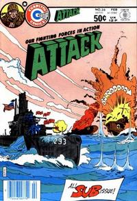 Cover Thumbnail for Attack (Charlton, 1979 series) #26