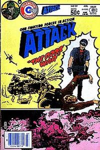 Cover Thumbnail for Attack (Charlton, 1979 series) #29