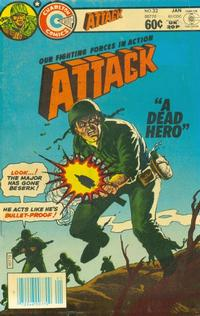 Cover Thumbnail for Attack (Charlton, 1979 series) #32