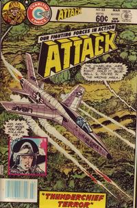 Cover Thumbnail for Attack (Charlton, 1979 series) #33