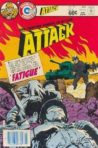 Cover Thumbnail for Attack (Charlton, 1979 series) #41