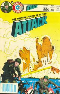 Cover Thumbnail for Attack (Charlton, 1979 series) #43