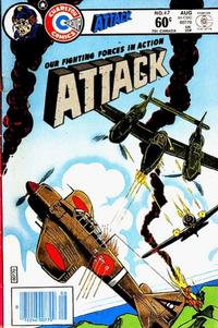 Cover Thumbnail for Attack (Charlton, 1979 series) #47