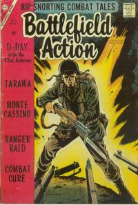 Cover Thumbnail for Battlefield Action (Charlton, 1957 series) #16