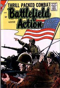 Cover Thumbnail for Battlefield Action (Charlton, 1957 series) #17