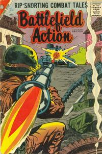 Cover Thumbnail for Battlefield Action (Charlton, 1957 series) #20