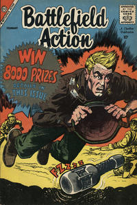 Cover Thumbnail for Battlefield Action (Charlton, 1957 series) #23