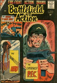 Cover Thumbnail for Battlefield Action (Charlton, 1957 series) #24