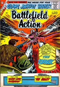 Cover Thumbnail for Battlefield Action (Charlton, 1957 series) #25