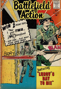 Cover Thumbnail for Battlefield Action (Charlton, 1957 series) #29