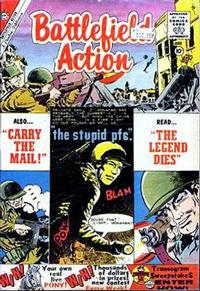 Cover Thumbnail for Battlefield Action (Charlton, 1957 series) #30
