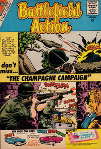 Cover Thumbnail for Battlefield Action (Charlton, 1957 series) #32